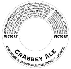 Victory Crabbey Ale