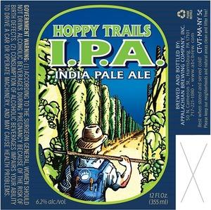 Appalachian Brewing Co Hoppy Trails