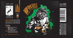 Roughtail Brewing Company Hoptometrist