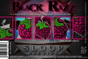 Sloop Brewing, LLC Black Razz