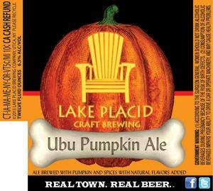 Lake Placid Ubu Pumpkin