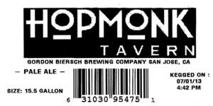 Hopmonk Tavern
