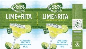 Bud Light Lime Lime-a-rita