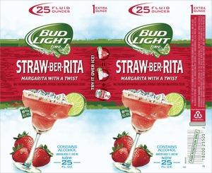 Bud Light Lime Straw-ber-rita