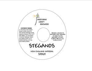 Boothbay Craft Brewery Steganos