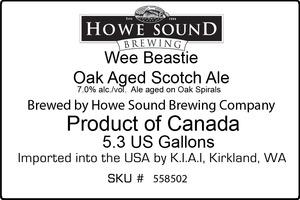 Howe Sound Wee Beastie