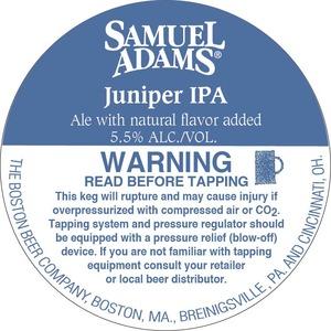 Samuel Adams Juniper