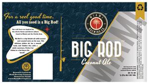 Miami Brewing Company Big Rod Coconut Ale