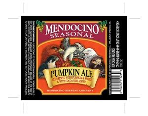 Mendocino Pumpkin Ale