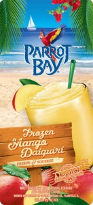Parrot Bay Mango Daiquiri July 2013
