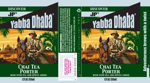 Jp's Chai Tea Porter