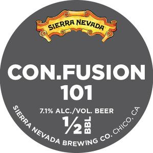 Sierra Nevada Con.fusion 101