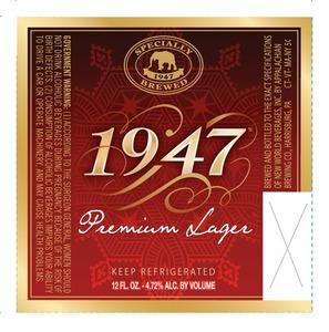 Appalachian Brewing Co. 1947 Premium