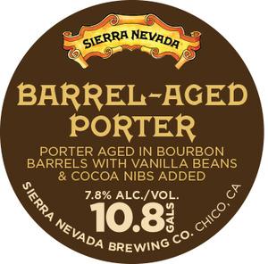Sierra Nevada Barrel-aged Porter