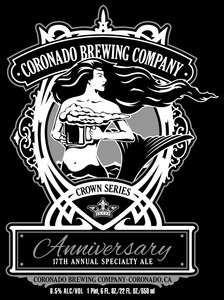 Coronado Brewing Company Anniversary