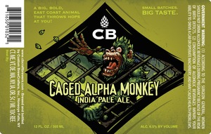 Cb's Caged Alpha Monkey