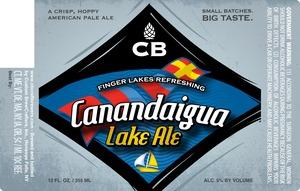 Cb's Canandaigua Lake Ale
