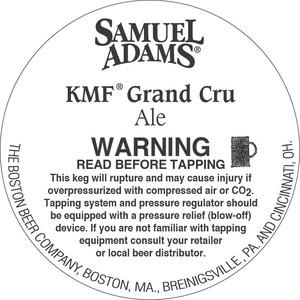 Samuel Adams Kmf Grand Cru