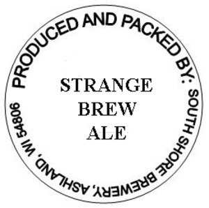 South Shore Brewery Strange Brew