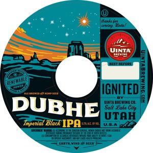 Uinta Brewing Company Dubhe