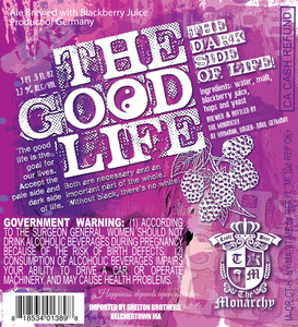 The Monarchy The Good Life