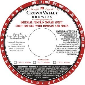 Crown Valley Imperial Pumpkin Smash