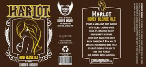 Carson's Brewery Harlot Honey Blonde Ale