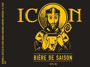 Saint Arnold Brewing Company Icon BiÈre De Saison