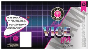 Miami Brewing Company Vice IPA