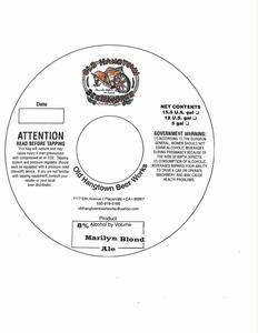 Marilyn Blond Ale