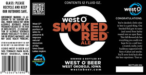 West O Smoked Red