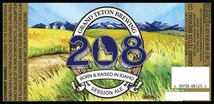 Grand Teton Brewing Company 208