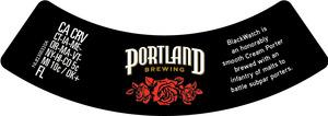 Portland Brewing Blackwatch