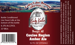 Kinky Kabin Coulee Region