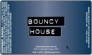 Smuttynose Brewing Co. Bouncy House