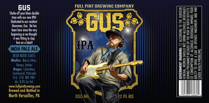 Full Pint Brewing Company Gus