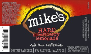 Mike's Strawberry Lemonade