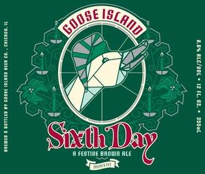 Goose Island Sixth Day
