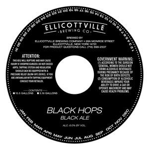 Ellicottville Brewing Company Black Hops