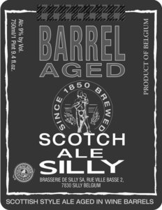 Silly Barrel Aged Scotch Ale