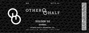 Other Half Brewing Co. Zolder '02 Dubbel