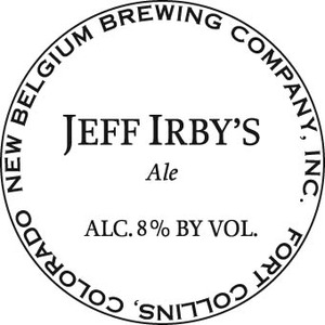 New Belgium Brewing Company Jeff Irby's