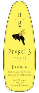 Propolis Prunus