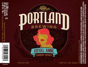 Portland Brewing Royal Anne