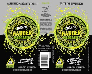 Mike's Harder Margarita