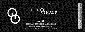 Other Half Brewing Co. Lv '13