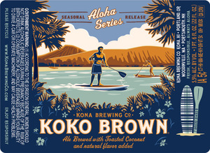 Kona Brewing Co. Koko Brown