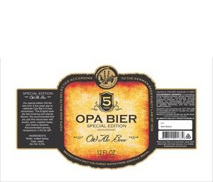 Opa Bier