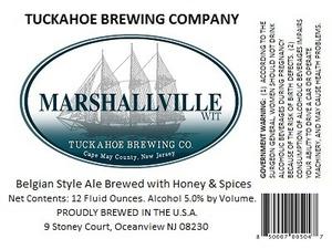 Tuckahoe Brewing Company Marshallville