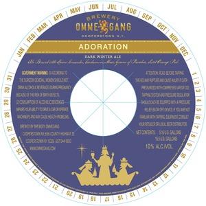 Ommegang Adoration July 2013